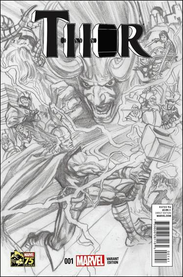 Thor (2014) 1-G by Marvel