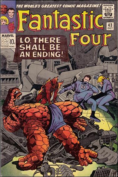 Fantastic Four (1961) 43-B by Marvel