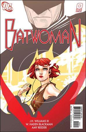 Batwoman 0-B