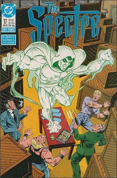 Spectre (1987) 17-A by DC