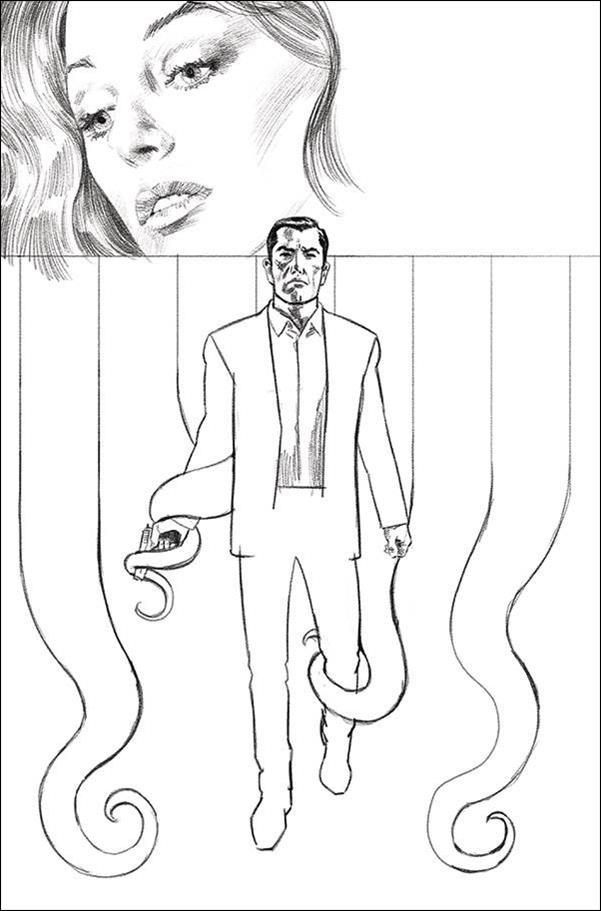 James Bond: Agent of Spectre 2-F by Dynamite Entertainment
