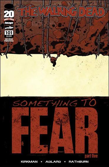 Walking Dead (2003) 101-C by Image