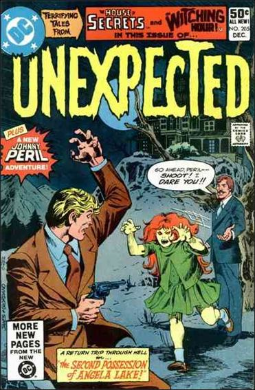 Unexpected (1968) 205-A by DC