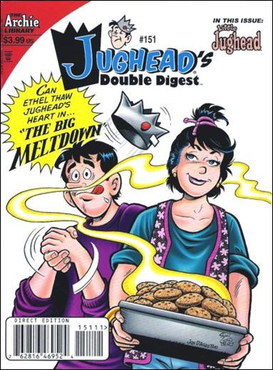 Jughead's Double Digest Magazine 151-A by Archie