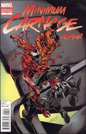 Minimum Carnage: Alpha 1-B by Marvel