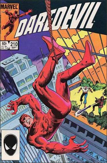 Daredevil (1964) 210-A by Marvel
