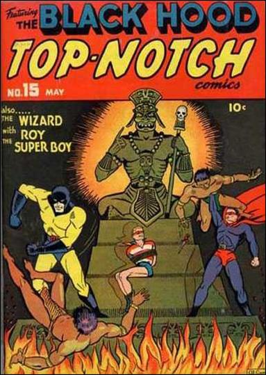 Top-Notch Comics 15-A by MLJ