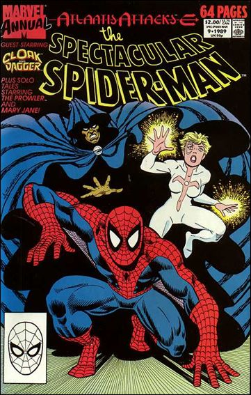 Spectacular Spider-Man Annual 9-A by Marvel