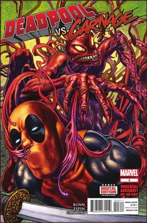 Deadpool vs. Carnage 3-A