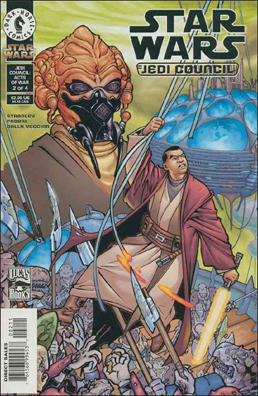 Star Wars: Jedi Council: Acts of War 2-A by Dark Horse
