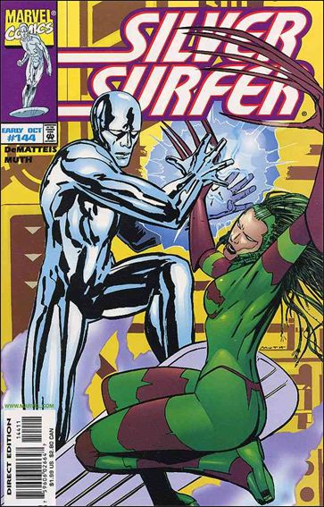 Silver Surfer (1987) 144-A by Marvel