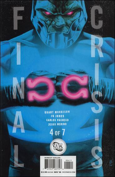 Final Crisis 4-B by DC
