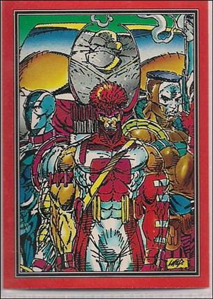 Youngblood: Series 1 (Base Set) 2-A