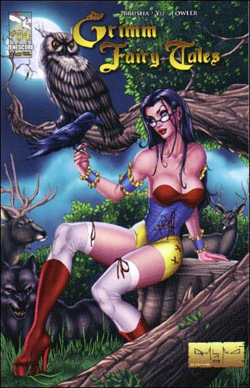 Grimm Fairy Tales (2005) 54-A by Zenescope Entertainment