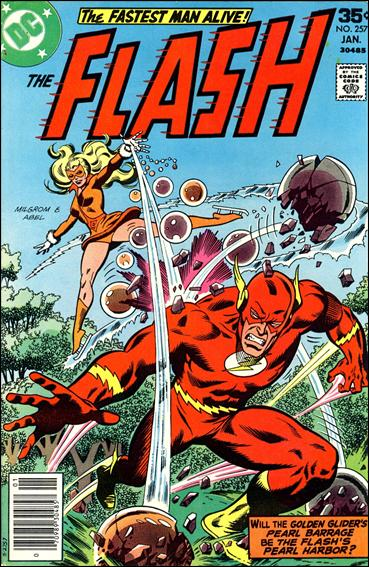 Flash (1959) 257-A by DC