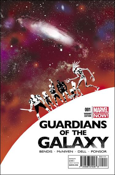 Guardians of the Galaxy (2013) 1-J by Marvel