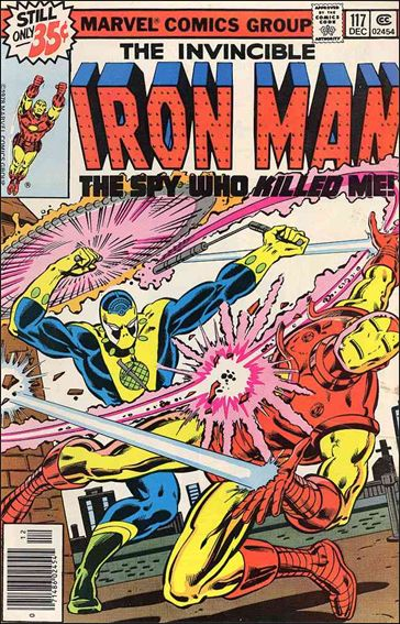 Iron Man (1968) 117-A by Marvel