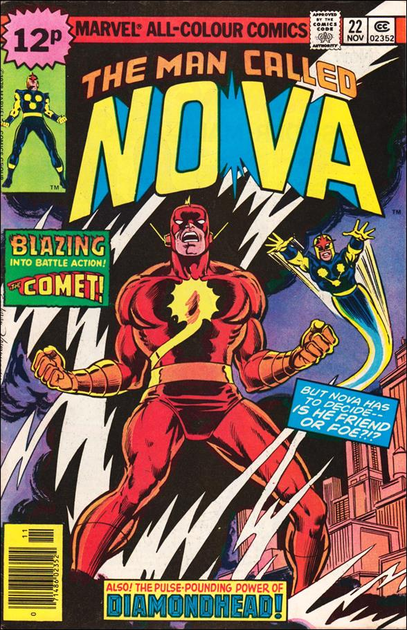 Nova (1976) 22-B by Marvel