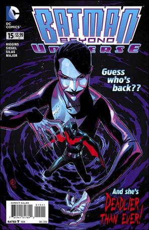 Batman Beyond Universe 15-A