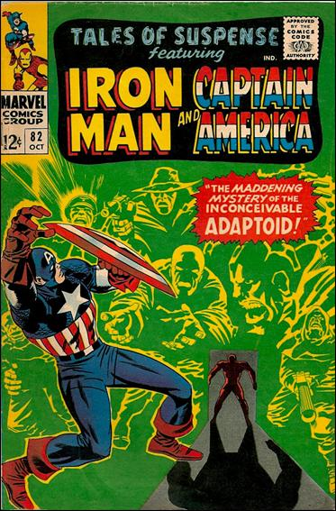 Tales of Suspense (1959) 82-A by Marvel