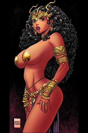 Warlord of Mars: Dejah Thoris 2-E