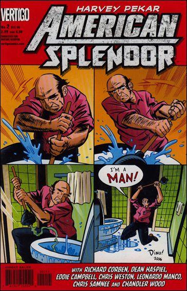 American Splendor (2006) 2-A by Vertigo