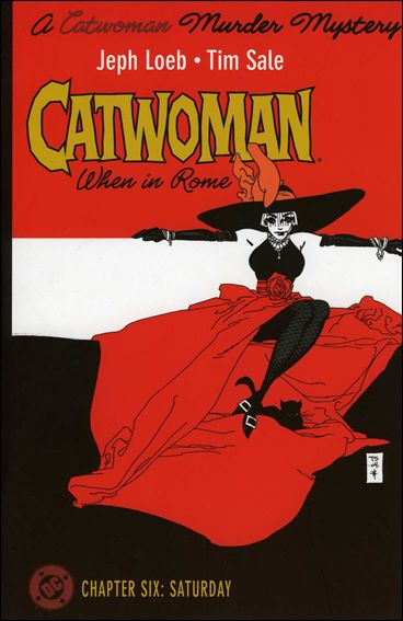 Catwoman: When in Rome 6-A by DC