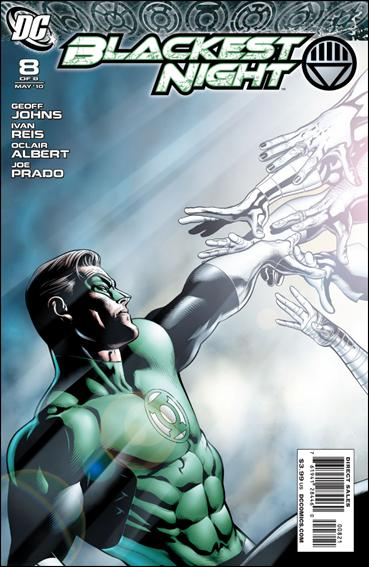 Blackest Night 8-B by DC