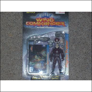 Wing Commander Pilgrim Traitor by X-Toys