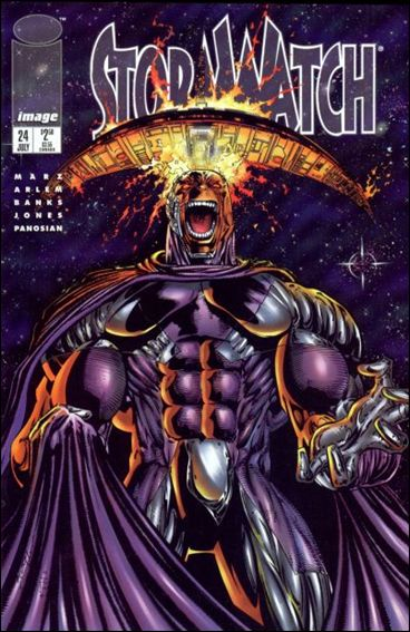 StormWatch (1993) 24-A by Image