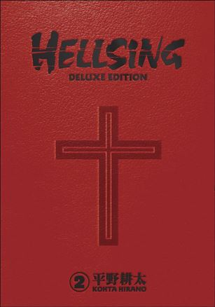 Hellsing Deluxe Edition 2-A