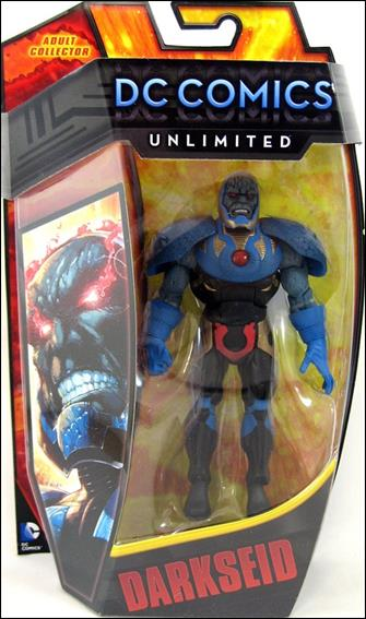 DC Comics Unlimited Darkseid (New 52) by Mattel