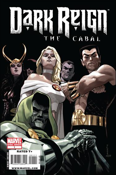 Dark Reign: The Cabal 1-A by Marvel