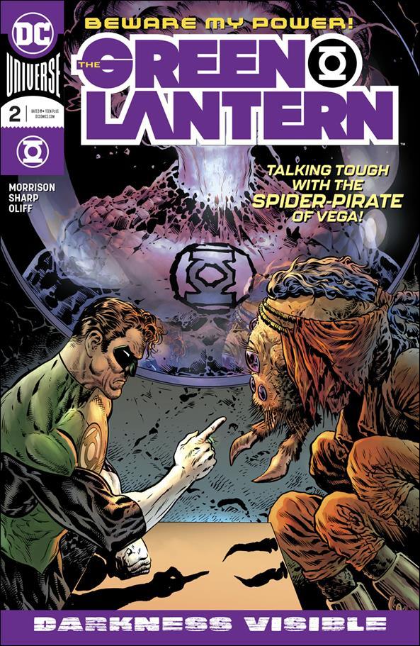 Green Lantern (2018) 2-A by DC