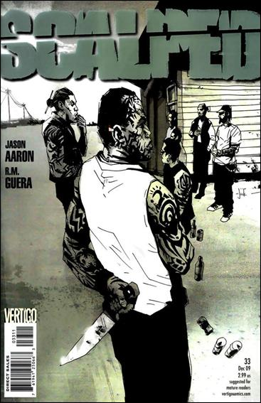 Scalped 33-A by Vertigo