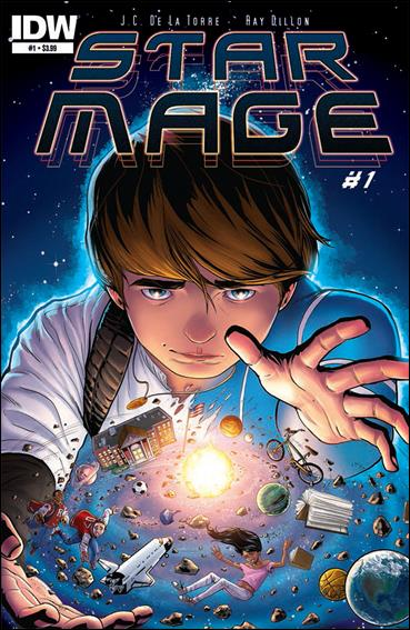 Star Mage 1-A by IDW