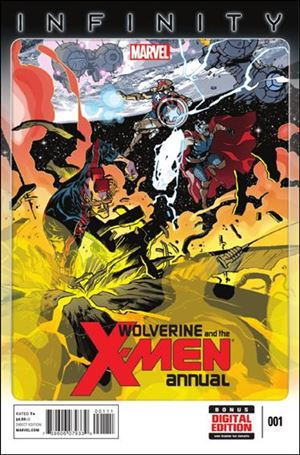 Wolverine & the X-Men Annual 1-A