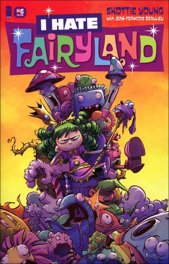 I Hate Fairyland 6-A by Image