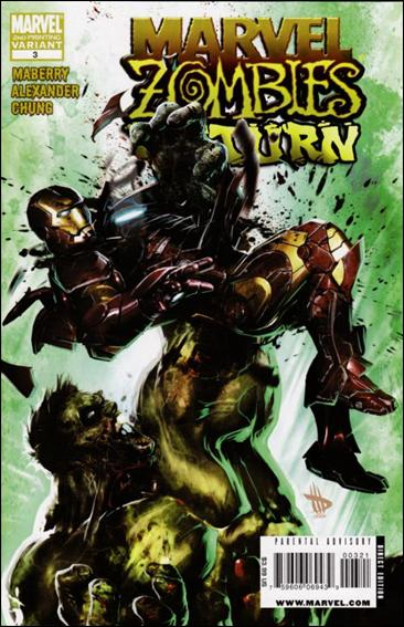 Marvel Zombies Return 3-B by Marvel