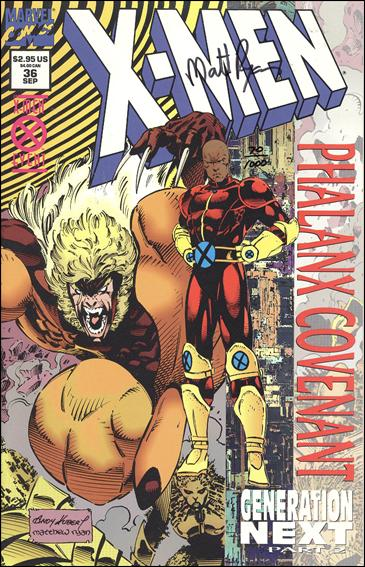 X-Men (1991) 36-C by Marvel