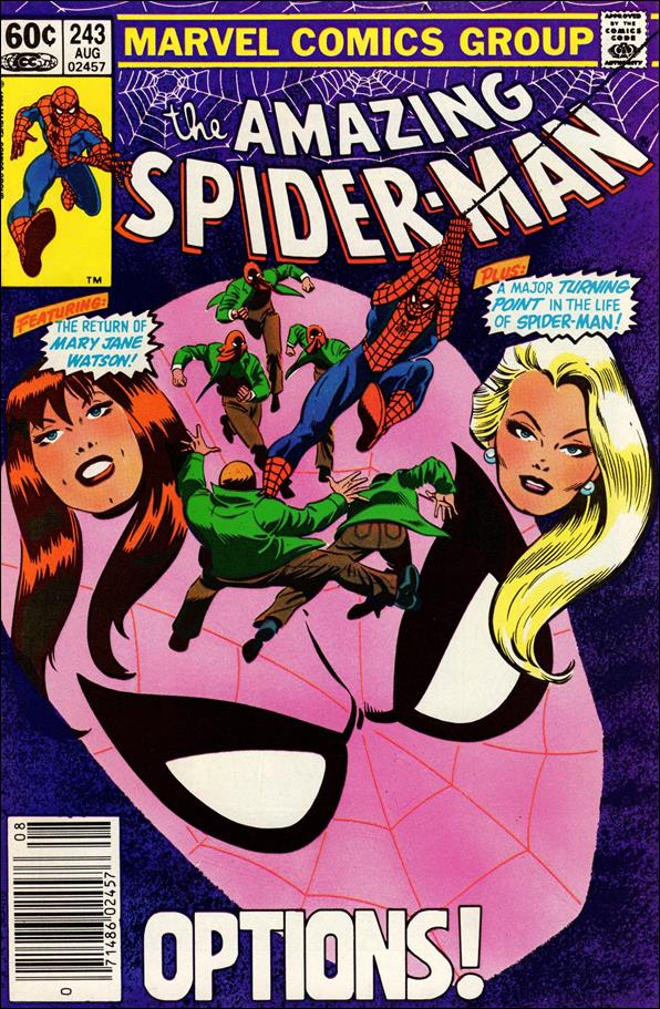 Amazing Spider-Man (1963) 243-A by Marvel