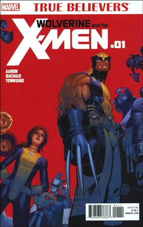 Wolverine & the X-Men (2011) 1-H