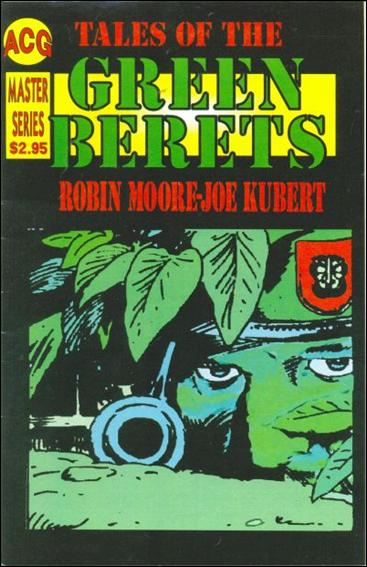 Tales of the Green Berets 5-A by America's Comic Group (ACG)