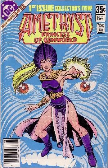 Amethyst, Princess of Gemworld (1983) 1-B by DC