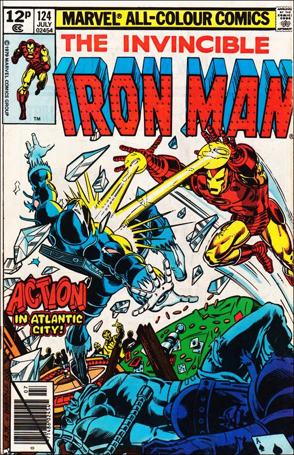 Iron Man (1968) 124-B by Marvel