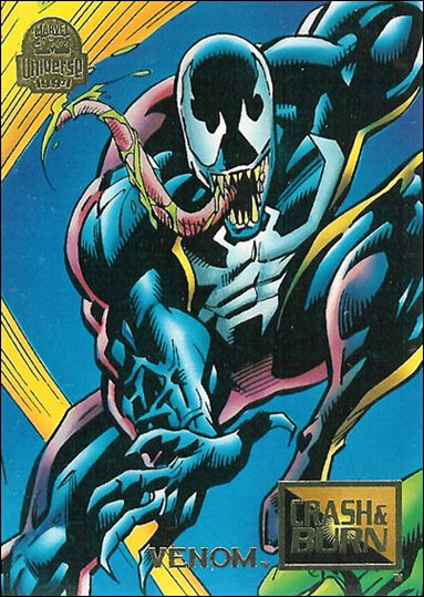 Marvel Universe: Series 5 (Base Set) 77-A by Fleer