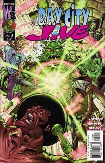 Bay City Jive 3-A by WildStorm