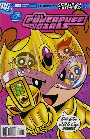 Powerpuff Girls (2000) 64-A by DC