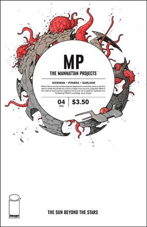 Manhattan Projects: The Sun Beyond the Stars 4-A