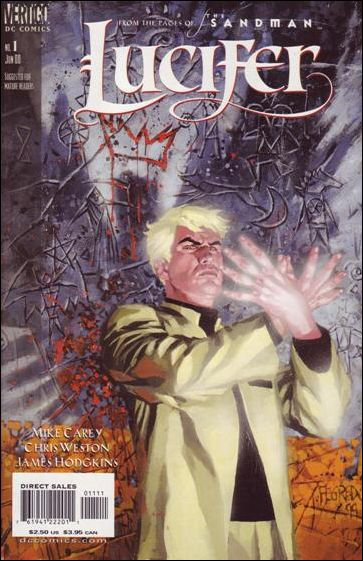 Lucifer (2000) 1-A by Vertigo